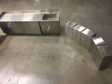 Lot of Sci-Fab Stainless Steel