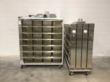 Lot of (3) Thoren Rat Racks