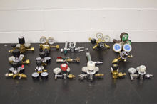 Lot of Regulators and PSI Gauge