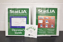 StatLIA Manuals and CD Software