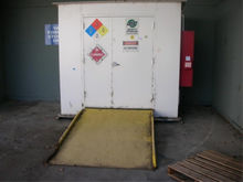 Safety Storage Outdoor Flammabl