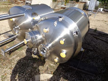 T&C Stainless 600 Liter