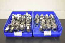 "Lot of (23) 1"" Ball Valves"