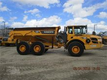 Used 2014 VOLVO A25F