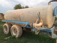 1995 Jeulin 10500L Liquid manur