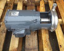 Tri Clover 15 HP SS Centrifugal