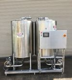 Carlson 2 Tank Stainless CIP Sy