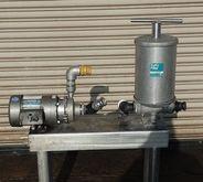 2 HP Pump & SS Filter