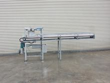 "12"" x 10' SS Conveyor with Push"