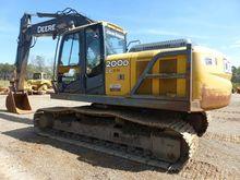 Used 2007 DEERE 200D