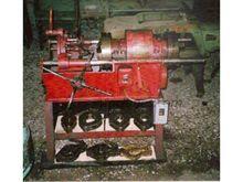 Toledo 1-2-4 pipe threader, 3HP