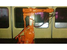 2006 ABB ROBOT model IRB2400, M