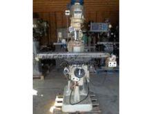 Bridgeport Series 1 Knee Mill,