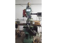 2000 ProtoTRAK K3 CNC knee mill