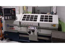 2008 ROMI C420 CNC Flatbed Tool