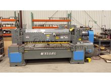Wysong 638 Power Squaring Shear