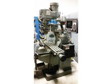 Alliant 1054-V3 Vertical Mill,