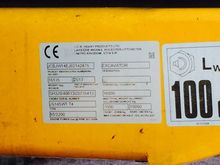 2013 JCB JS145WMobilbagger