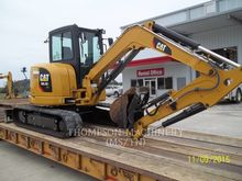 2015 Caterpillar 305.5E2CR