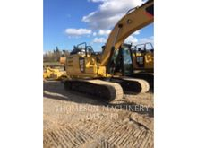 2015 Caterpillar 323FL