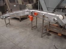 Plastic Intralox Belt Conveyor,