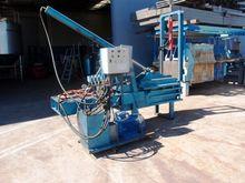 Scrap Metal Baling Press #5345