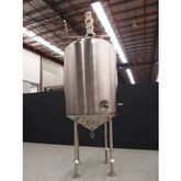 Stainless Steel Jacketed Mixing