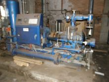 Ammonia Compressor, Howden, MK1