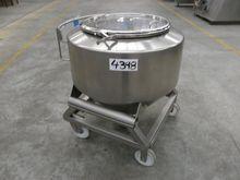Powder Hopper (Stainless Steel)