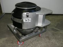 Powder Hopper (Plastic), 200Lt,