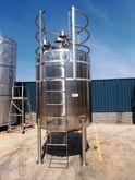 Stainless Steel Storage Tank (V