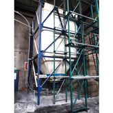 Bag Silo, 50 Cu Mtr, 3300mm L x