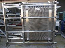 Plate Heat Exchanger, GEA, VT40
