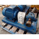 Used Gear Pump, Blac