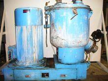 High Speed Plastics Mixer, Comt