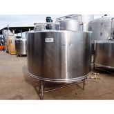 Stainless Steel Jacketed Milk V