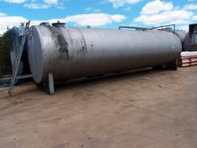 Mild Steel Horizontal Storage T