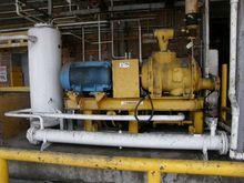 Ammonia Compressor, Howden, MK5