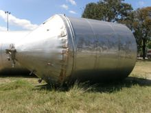 Silo (Stainless Steel), 40 Cu M