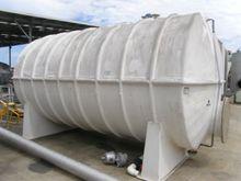 Fibreglass Storage Tank (Horizo