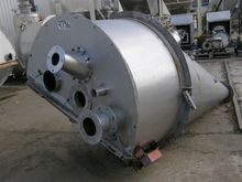 Powder Hopper, 1.8 Cu Mtr, 1300