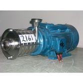 Multistage Pump, Seitz, M-27, I