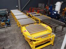 Motorised Roller Conveyor, 1300