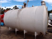 Stainless Steel Mixing Tank (Ho