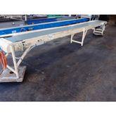 Flat Belt Conveyor, 5900mm L x