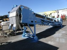 Belt Dryer, 7100mm L x 1000mm W