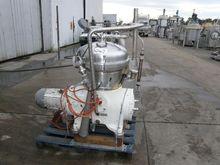 Centrifuge Desludging Separator