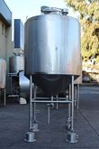Stainless Steel Mixing Tank (Ve