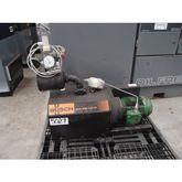 Dry Vane Vacuum Pump, Busch, IN