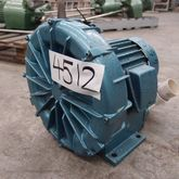 Side Channel Blower, IN: 50mm D